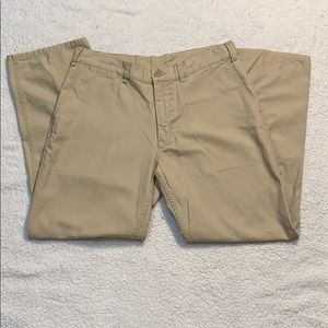 Patagonia Men's khaki pants 100% cotton